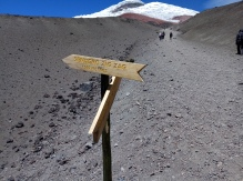 Cotopaxi trail